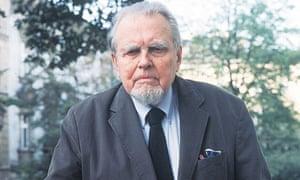 Czeslaw Milosz in 2001