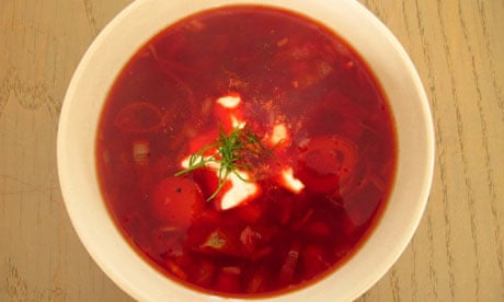 How To Cook Perfect Borscht Food The Guardian