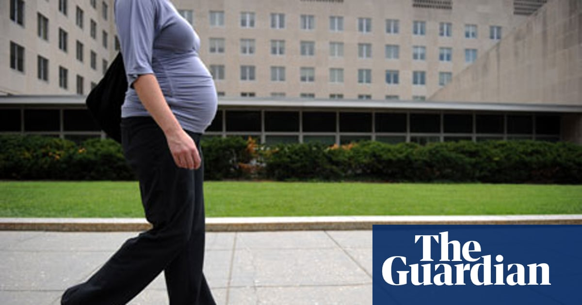 Should academics lose out financially for taking maternity