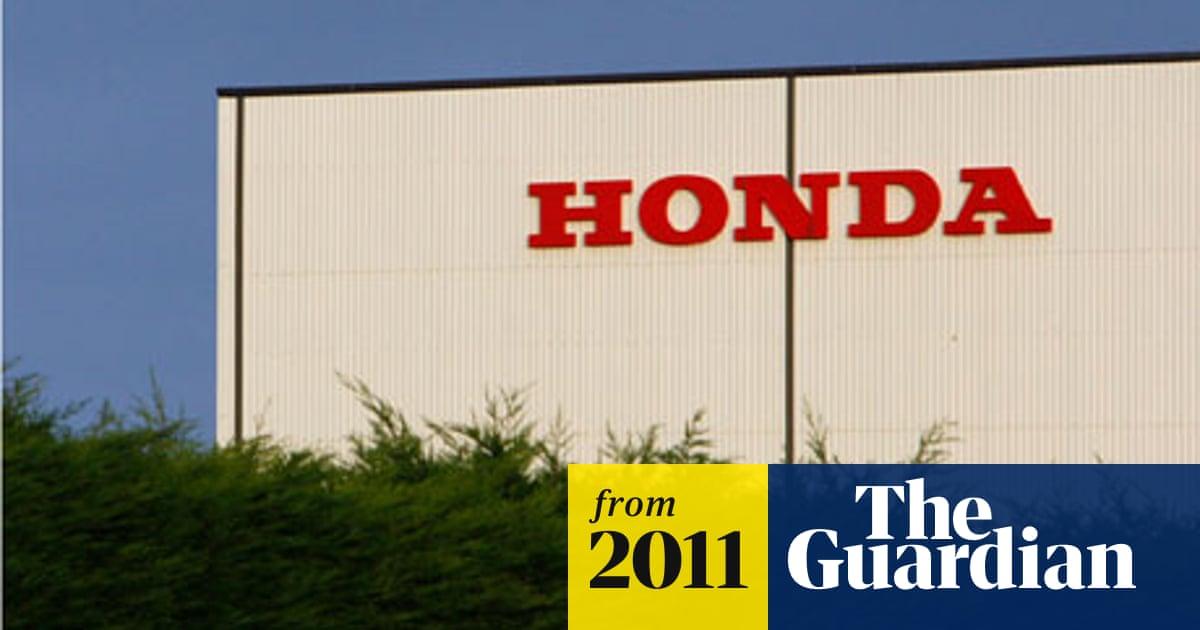 Honda Halves Uk Car Production As Tsunami Halts Parts