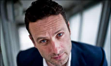 Andrew Lincoln, star of The Walking Dead.