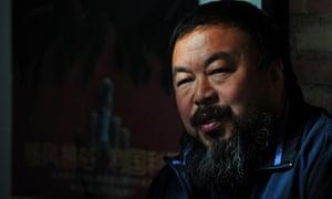 Ai Weiwei, 10/4/09
