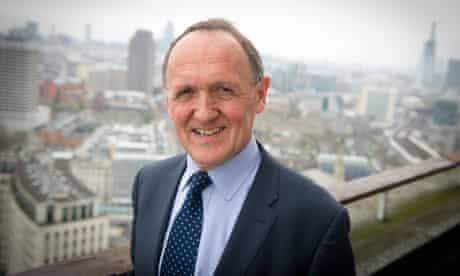 James Smith, Shell's outgoing UK chairman