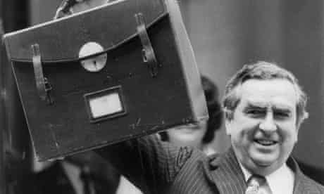 As Denis Healey said, when you're in a hole, stop digging