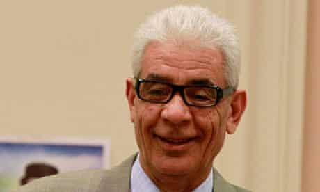 Former Libyan minister Moussa Koussa