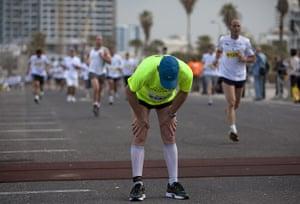 24 hours in pictures: Tel Aviv 2011 half marathon