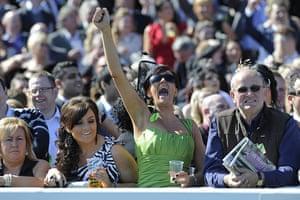 Aintree Ladies Day: Aintree racing
