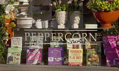 Peppercorn cookery store in Boulder, Colorado