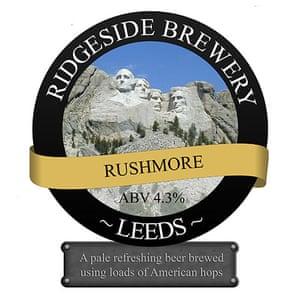 popbeers: Rushmore