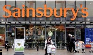 Sainsbury's results