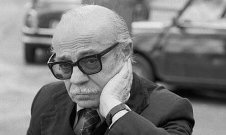 Argentinean Writer Ernesto Sabato