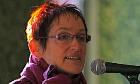 American poet Linda Chase