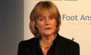 Baroness Buscombe: 'whatever is put in place, the law could not keep up with it'