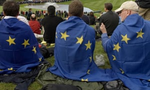 The 38th Ryder Cup Opening Ceremony, Celtic Manor, Newport, Wales, Britain - 30 Sep 2010