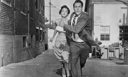 Kevin McCarthy and Dana Wynter Invasion of the Body Snatchers