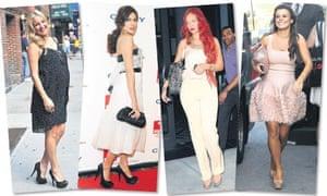 Kate Hudson, Eva Mendes, Rihanna and Coleen Rooney