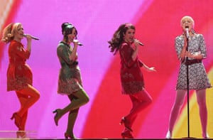 eurovision semi final 1: Serbia: Nena