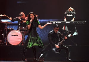 eurovision semi final 1: Georgia, Eldrine