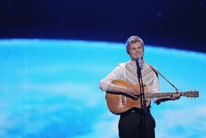 eurovision semi final 1: Finland, Paradise Oskar