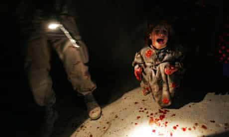 US Troops Mistakenly Kill Iraqi Civilians