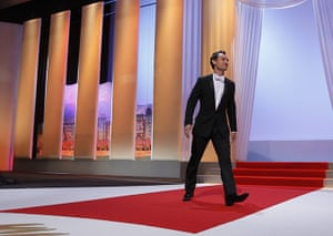 Cannes - Opening film: Red Carpet for Midnight in Paris
