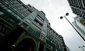 Broadgate complex london