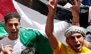 Reconciliation agreement between Palestinian groups Fatah and Hamas