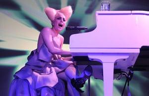 Lady Gaga: VEVO Launches Premiere Destination for Premium Music Video - Inside