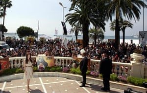 Cannes 2011, day two : VCannes 2011, day two