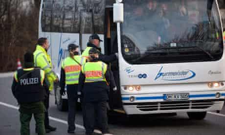 Denmark border controls