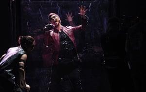 Eurovision Semi Finals: Eric Saade, representing Sweden