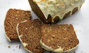 Dan Lepard: Honey and treacle cake