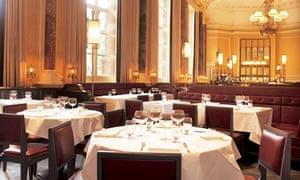 Restaurant: The Gilbert Scott