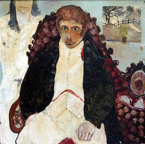 Beryl Bainbridge painting: Napoleon When Young