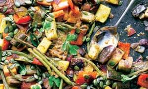 Yotam Ottolenghi's Indian ratatouille recipe