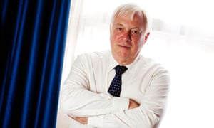 Lord Patten, the new chairman of the BBC Trust