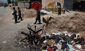 Charsadda bombing