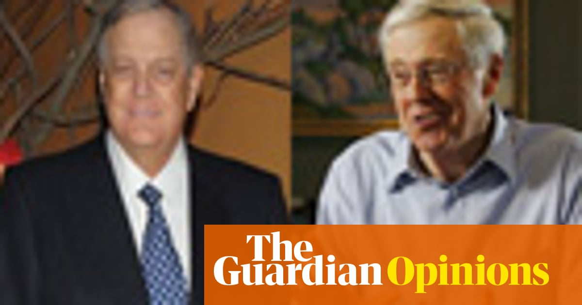 The Koch brothers' campaign to kill social security | Robert