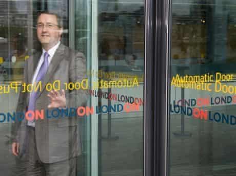 London lib dem mike tuffrey