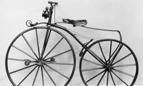 Victorian Bicycle