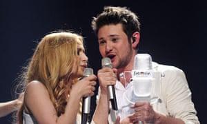 Ell/Nikki of Azerbaijan win Eurovision