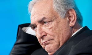 Dominique Strauss-Kahn last week claimed he was the victim of a smear campaign by Nicolas Sarkozy