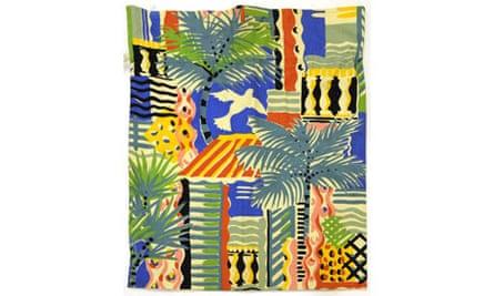 Susan Collier's Cote d'Azur print