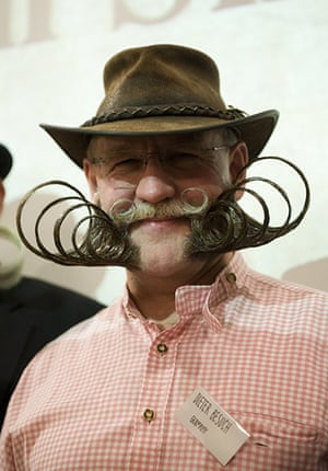 Beards Championship : The Beards and Moustaches World Championship
