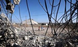 Israel's three-week offensive in Gaza