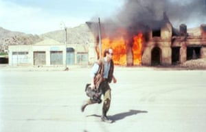Rory Peck in Afghanistan