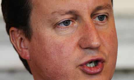 David Cameron says the NHS faces financial crisis unless reforms are introduced