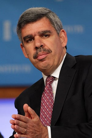 imf: Dr. Mohamed A. El-Erian