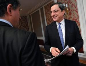 imf: Mario Draghi