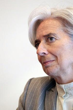 imf: Christine Lagarde